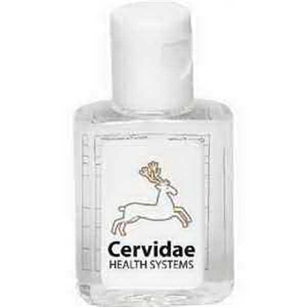 Half Ounce Alcohol Free Hand Sanitizer