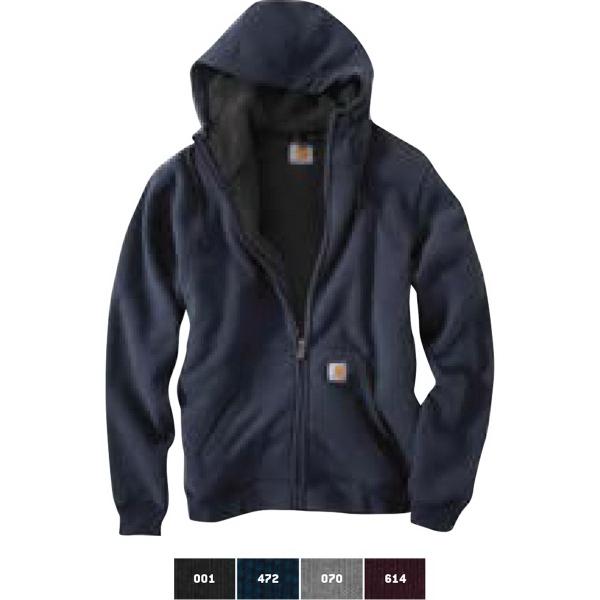 Collinston Brushed Fleece Sherpa-Lined Sweatshirt