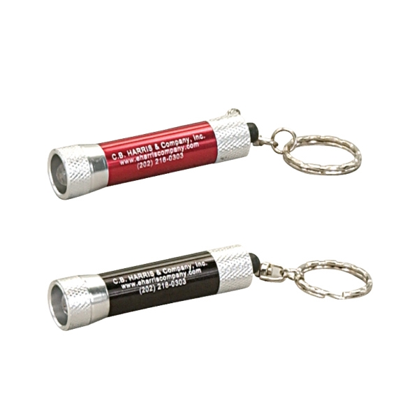 Clearance Item! Ultra Led Aluminum Keyring