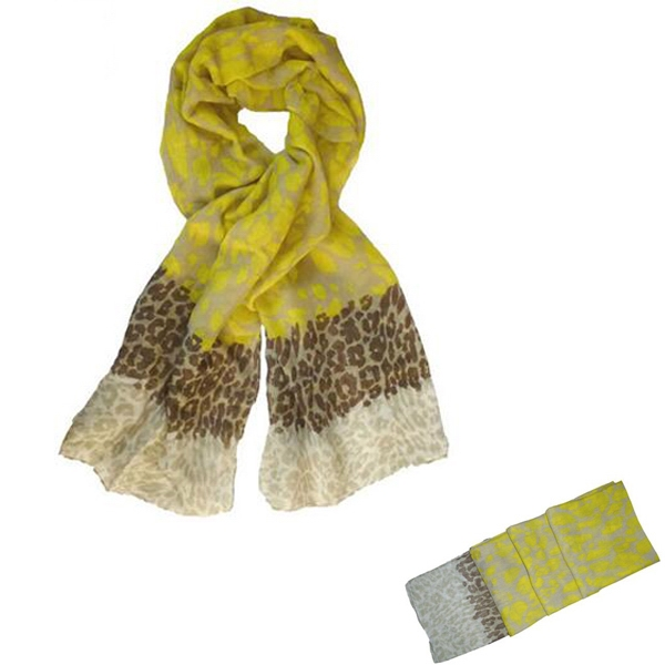 Fashion Voile Lady Scarf