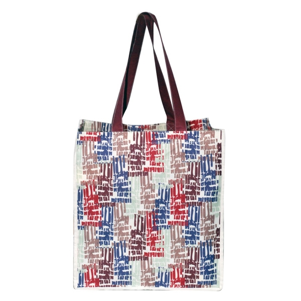 "Cotton Tote Bag 13"" x 5"" x"" 13"" with 1"" x 18"" Handle"