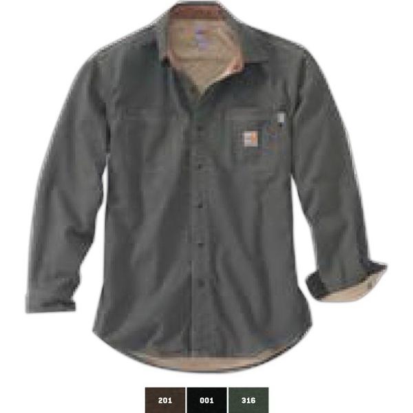 Flame Resistant Canvas Shirt Jac