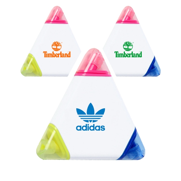 Union Printed, Triangle Highlighter