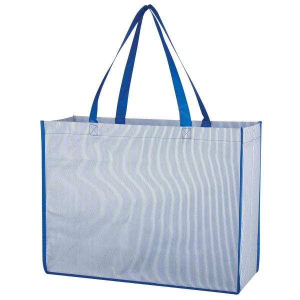 Matte Laminated Bahama Tote Bag