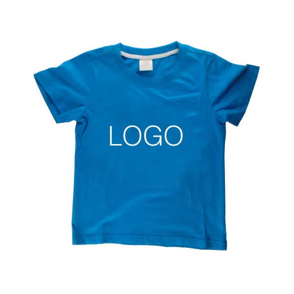 Promotional Kids Short Sleeve T-shirt