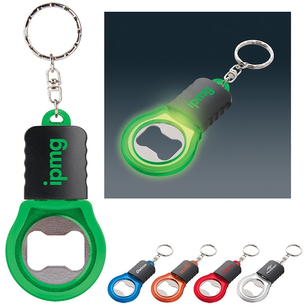Bright Idea Bottle Opener Key Light