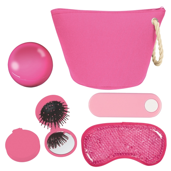 Cosmetic Bag Spa Kit