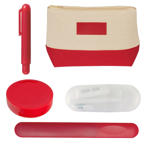 Allure Cosmetic Bag Vanity Kit