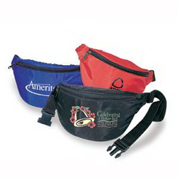 SINGLE ZIPPER FANNY PACK