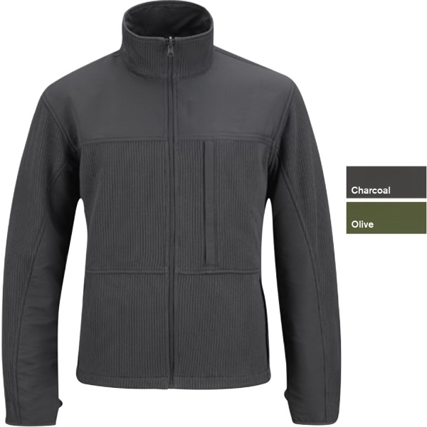 Full Zip Tech Sweater