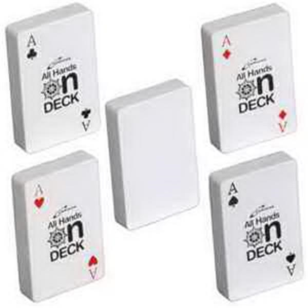 Deck of Cards Stress Reliever