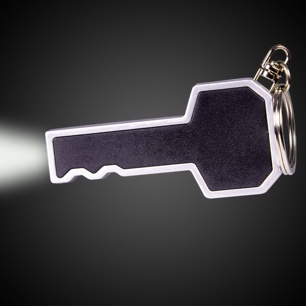 LED Flashlight Key Shaped - 2 1/2""