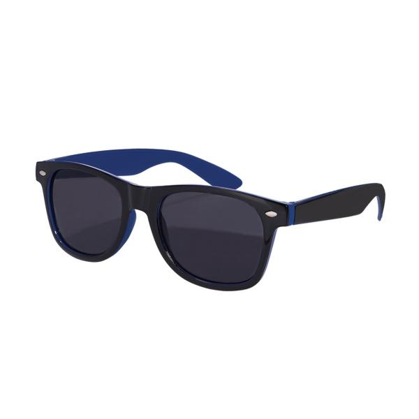 Two Tone Glossy Sunglasses
