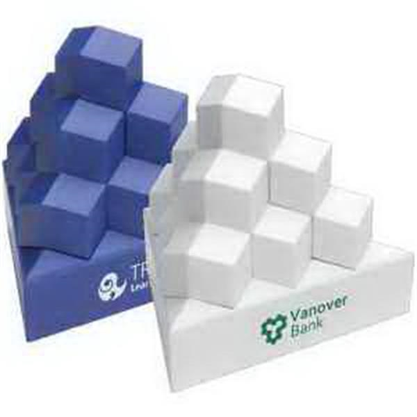 Pyramid Stack Puzzle