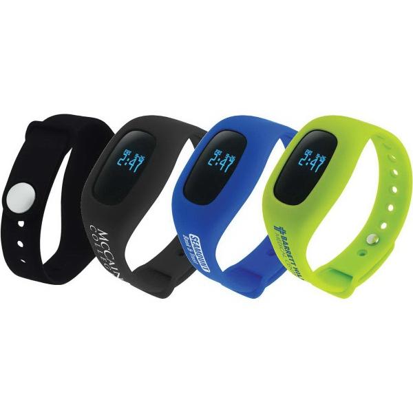 Smart Wear Bluetooth Tracker Pedometer