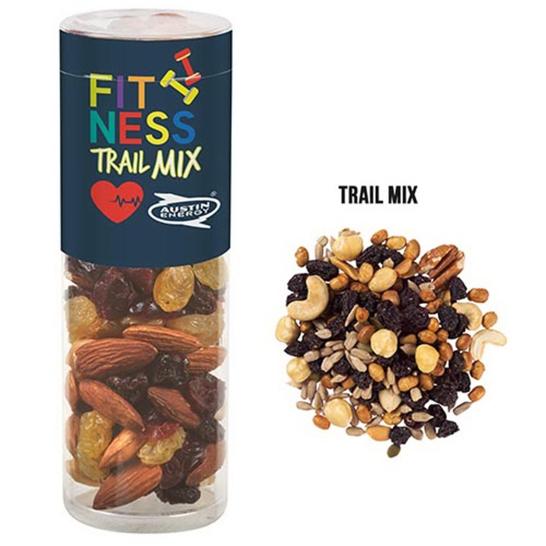 Healthy Snack Tube With Trail Mix (Small)