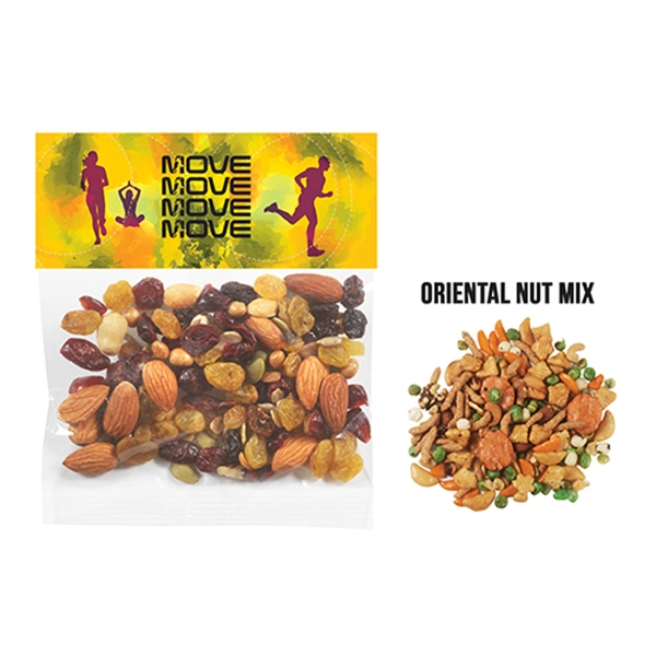 Header Bag - Oriental Nut Mix (2 Oz.)