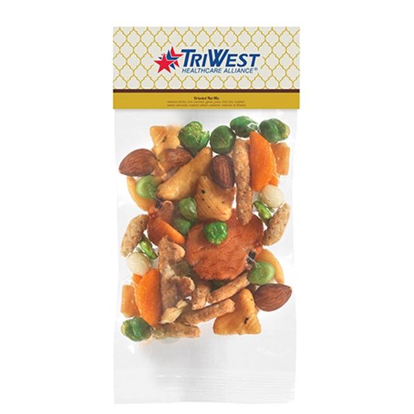 Oriental Nut Mix in Header Bag (1 Oz.)