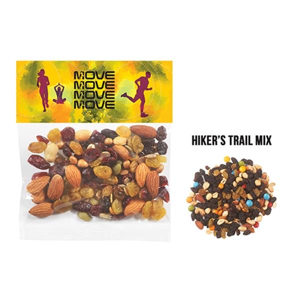 Header Bag - Hiker'sTrail Mix (2 Oz.)