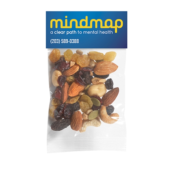 Fitness Trail Mix in Header Bag (1 Oz.)