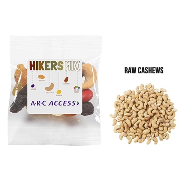 Promo Snax - Raw Cashews (1/2 Oz.)