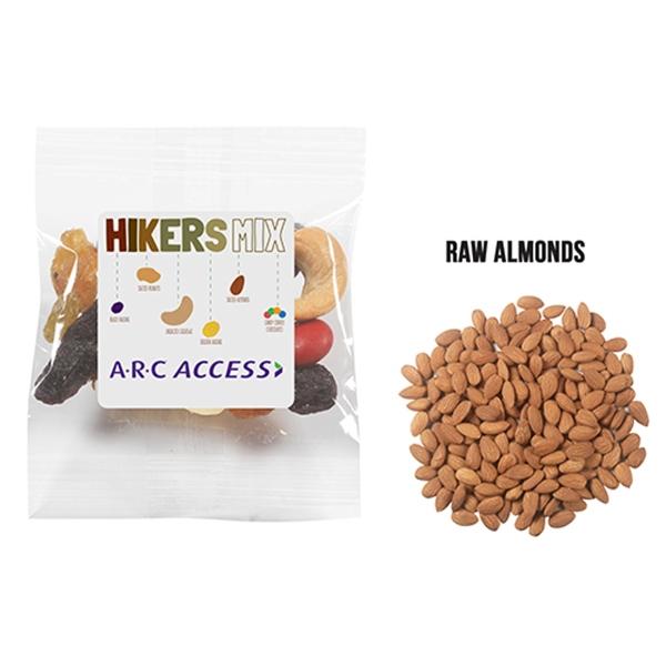 Promo Snax - Raw Almonds (1/2 Oz.)