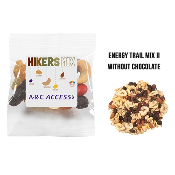 Promo Snax - Energy Trail Mix II (1/2 Oz.)
