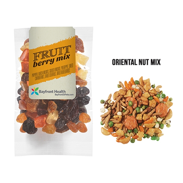 Healthy Snack Pack With Oriental Nut Mix (Small)
