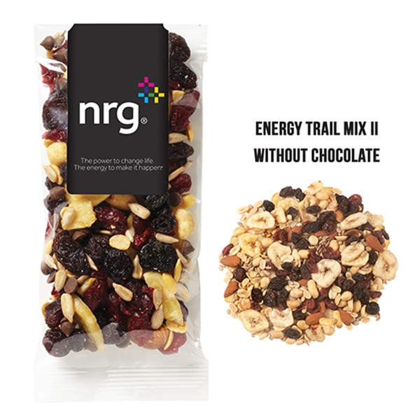 Healthy Snack Pack With Energy Trail Mix II (Medium)