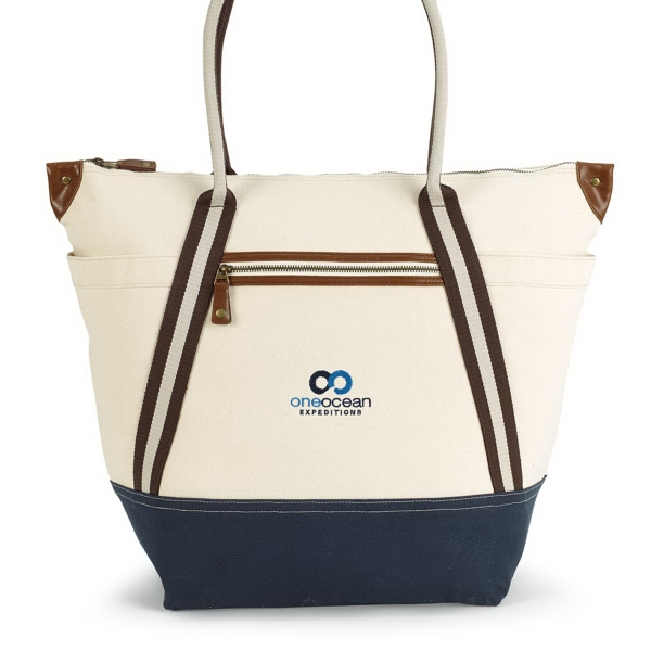 Heritage Supply™ Oasis Cotton Boat Tote