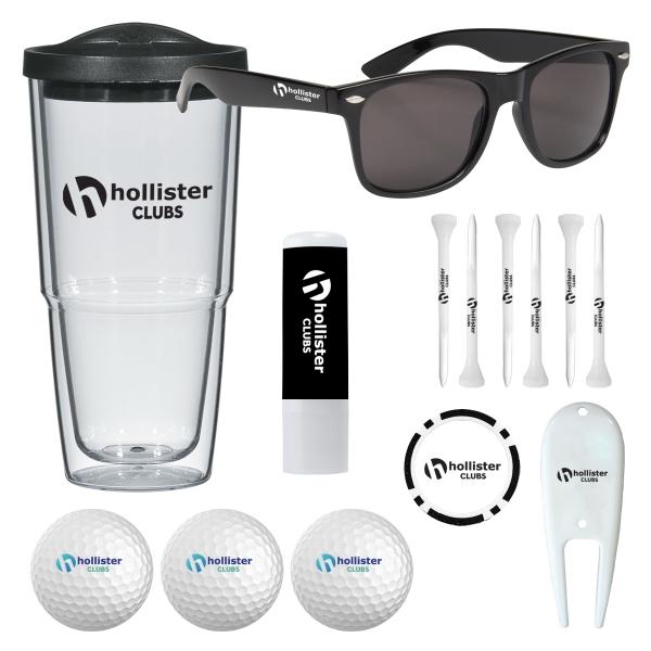 Tumbler Deluxe Golf Kit