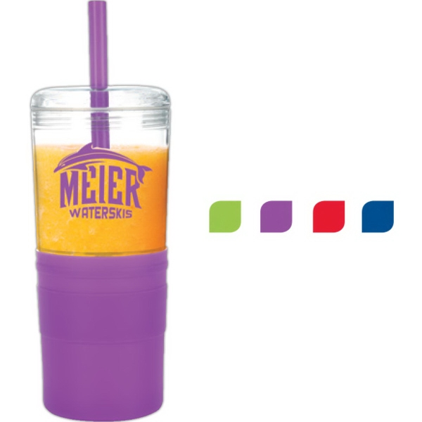 21 oz. Keep Cool Tumbler