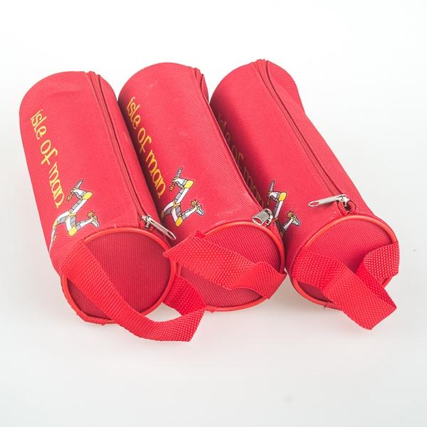 Round Pencil Bag
