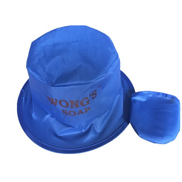 Foldable Fisherman / Bucket Hat w/ Pouch