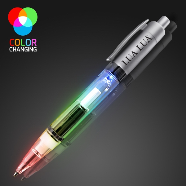 Plastic Rainbow Pen