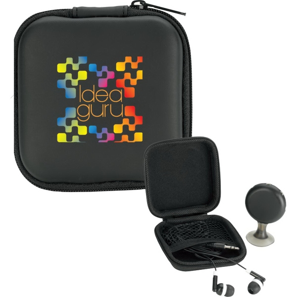 Advocate Audio Travel Set