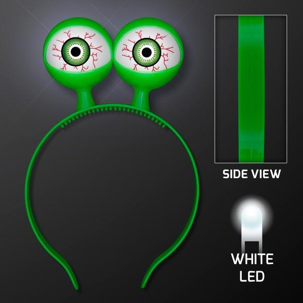 Flashing Alien Eyes LED Headband