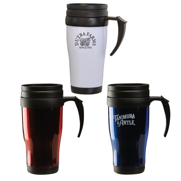 13.5 Oz. Insulated Thermal Travel Mug