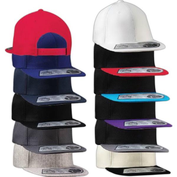 Flexfit® One Ten Snapback Cap