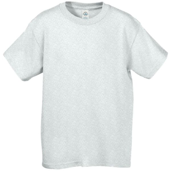5.2 oz. 100% Cotton Kids Pro Weight T-Shirt