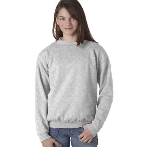 Gildan (R) Heavy Blend (TM) Youth Crew Sweatshirt