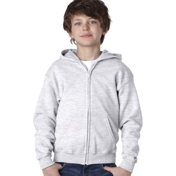 Gildan (R) Heavy Blend (TM) Youth Hooded Sweatshirt