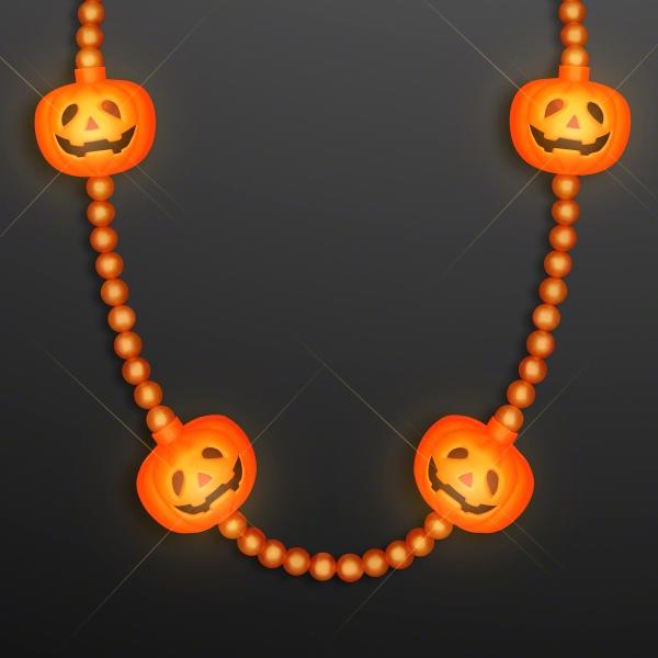 LED Pumpkin Light Beads