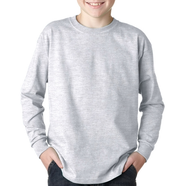 Gildan (R) Ultra Cotton (TM) Youth Long Sleeve T-Shirt