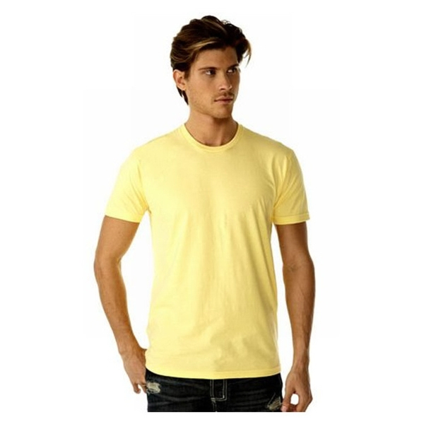 Next Level Mens Short Sleeve Combed Cotton T-shirt