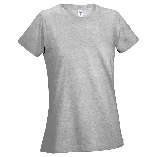 Ladies Delta 30/1's Soft Spun Tee (4.3 oz.)