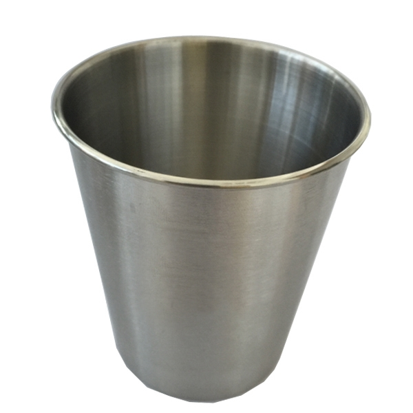8 oz Stainless Steel Cup