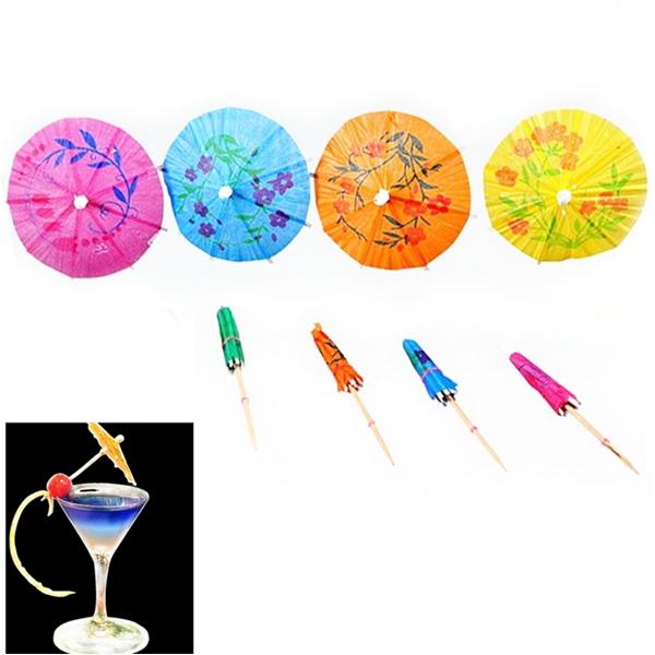Parasol Umbrella Cocktail Toothpick
