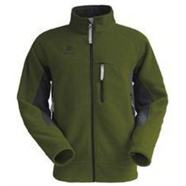 Outer workwear fleece jacket
