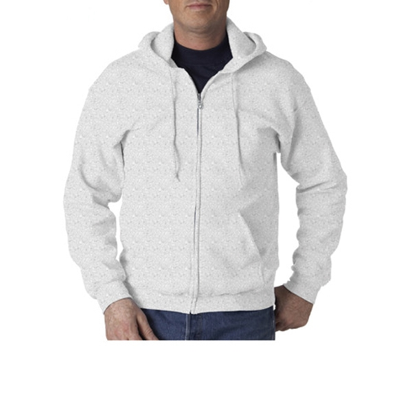 Gildan (R) Adult Full Zip Hooded Sweatshirt